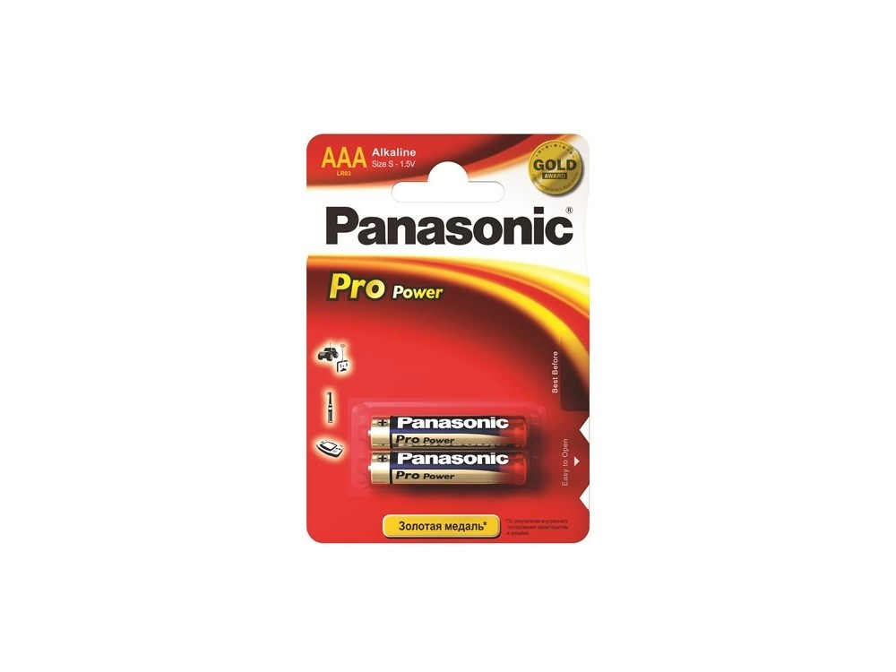 Батарейка Panasonic LR03 (AAA) Pro Power (Xtreme) 1,5V  цена