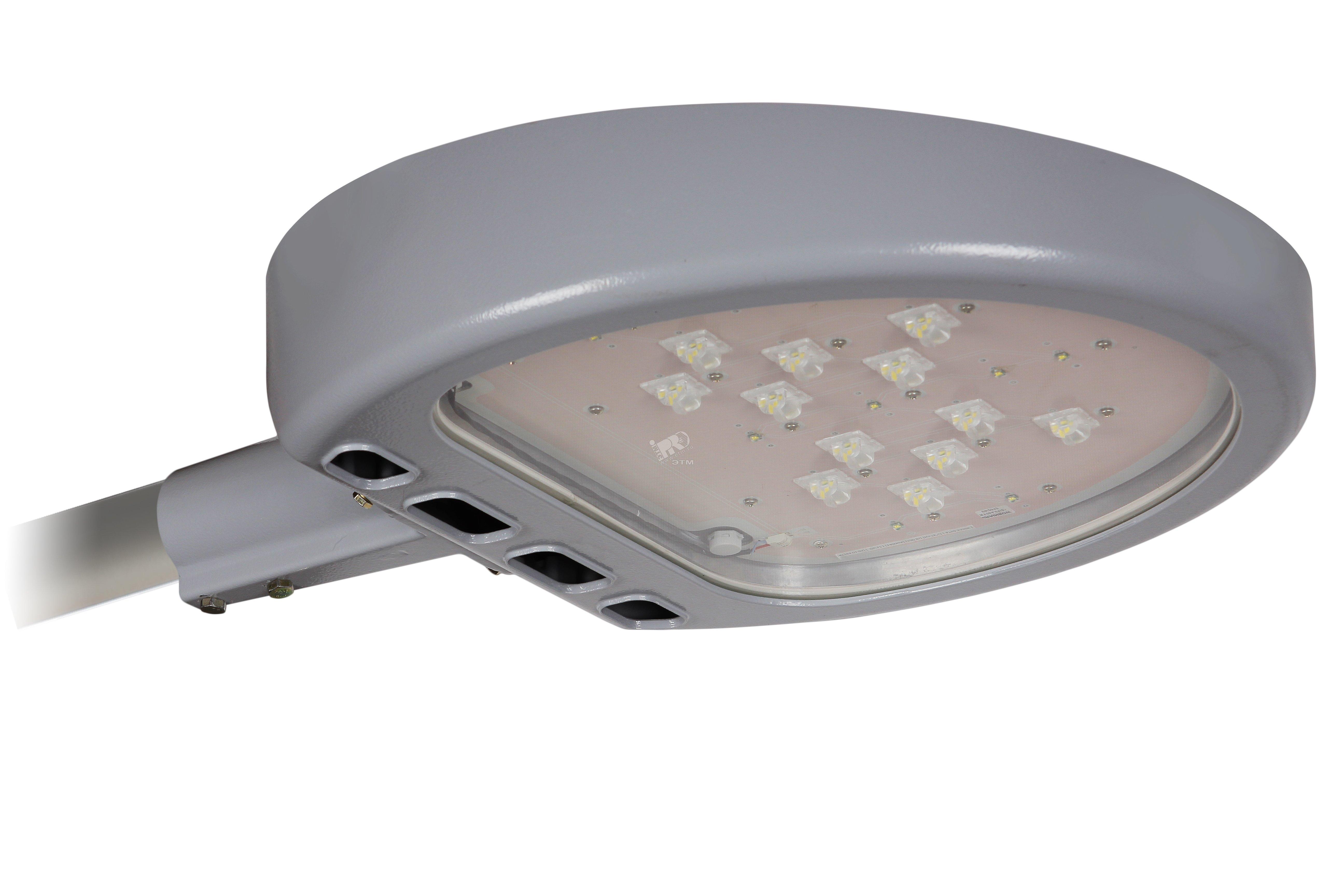 Светодиодные лампы и светильники уличного освещения